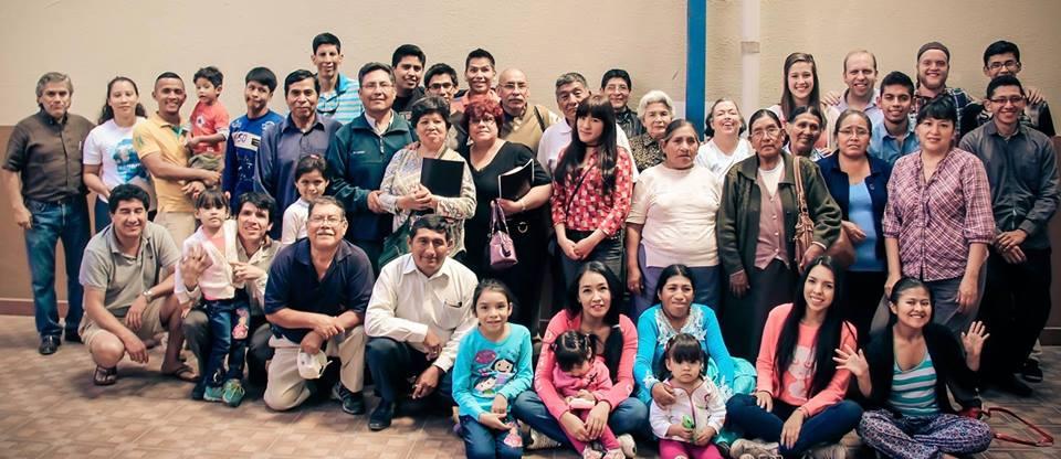 Taller de liderazgo Cochabamba Bolivia